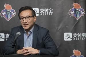 AP sources: Tsai to buy rest of Nets, arena for $3.4 billion