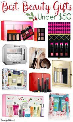 Best Holiday Beauty Gifts Under $50!