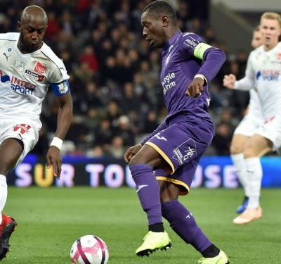 Gradel, Aguerd and Abeid score as Toulouse hold Dijon