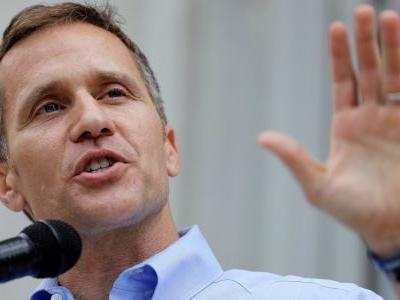 Missouri governor indicted on felony invasion of privacy charges after being accused of blackmail during extramarital affair