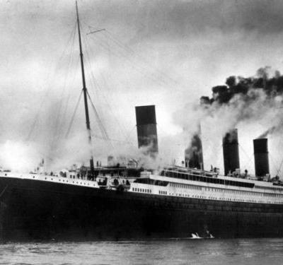 Titanic director Cameron and ship discoverer Ballard back museum bid to collect 5,500 items from wreck
