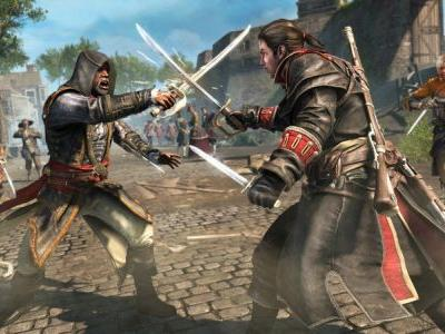 February's Games with Gold feature Assassin's Creed Rogue and Jedi Academy
