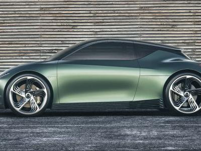 The Genesis Mint Is The Luxury City Car Concept No One Asked For. Yet