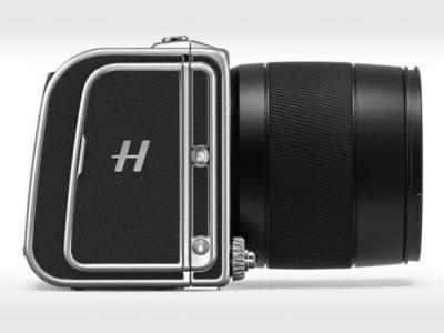 Hasselblad's New 907X is Its Smallest Medium Format Body Ever