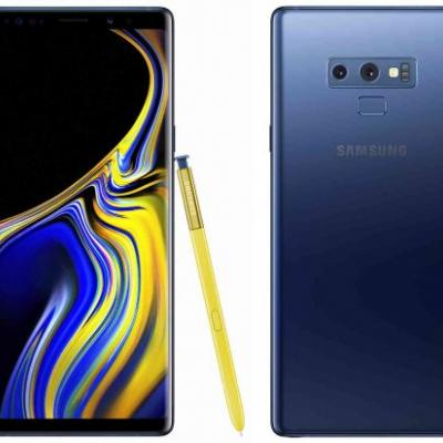 Samsung Galaxy Note 9 has the best-performing smartphone screen, says DisplayMate