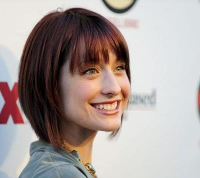 'Smallville' actress Allison Mack accused of recruiting women for sex-cult leader