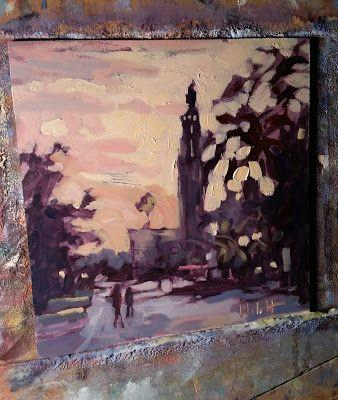Impressionism Contemporary Art Original Oil Painting Heidi Malott