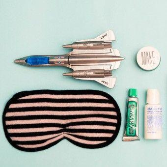 How to Turn Your Long Haul Flight into Your Own Personal Spa