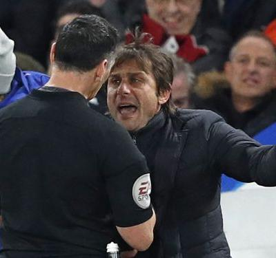 Conte loses his head but Rudiger uses his to keep Chelsea in title contention
