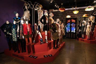 Anna Sui Talked Us Through Her London Retrospective