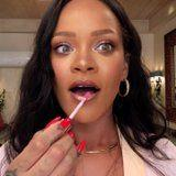 Rihanna Just Shared the Most Endearing Makeup Tutorial, and We Found Love Indeed