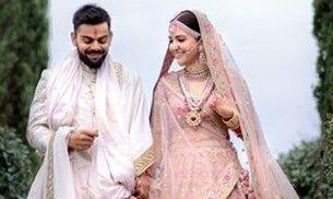 What went into Anushka Sharma, Virat Kohli's exquisite wedding attires