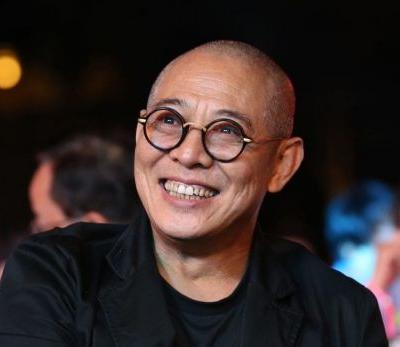 A photo has Jet Li fans worried about his health - again