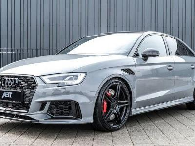 Audi RS3 Saloon Gets Faster With Massive ABT Power Upgrade