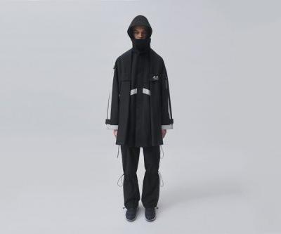 Another Look at Gentle Monster & Xander Zhou's Collaborative GMXZ Raincoat