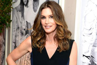 Cindy Crawford would have been a teacher if not a model