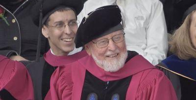 VOTD: Harvard Honors John Williams with an A Cappella Medley of 'Star Wars', 'Indiana Jones' & More