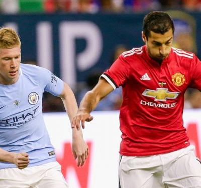 Manchester United vs Manchester City: TV channel, stream, kick-off time, odds & derby preview