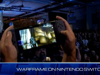 TennoCon 2018: Warframe Coming To Nintendo Switch With Help From Panic Button