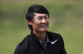 Li Haotong shoots 63 at British Open for round of his life