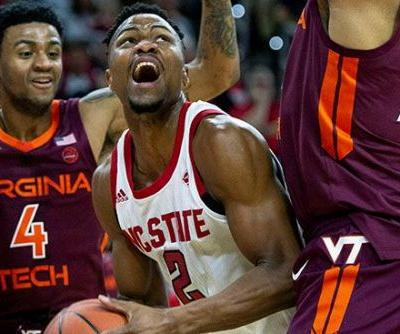 N.C. State hasn't seen offense like this since before shot clock
