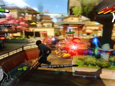 Sunset Overdrive Listed for PC on Amazon With November 16 Release Date