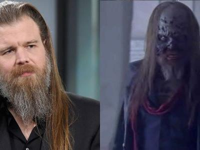 'The Walking Dead's' Ryan Hurst says he would try being a Whisperer if a zombie apocalypse ever really happened