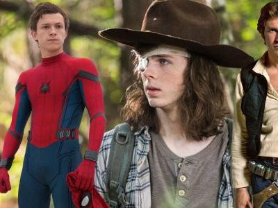 Walking Dead Star Confirms He Auditioned for Spider-Man & Han Solo