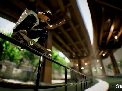 With Session, one studio aims to reinvent skateboarding games