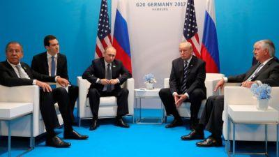The U.S. And Russia Agree To Establish A Ceasefire In Southwest Syria