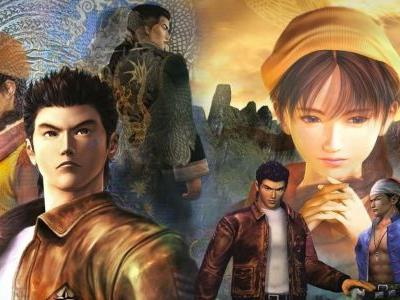 Shenmue 1 and 2 HD Patch for Console Versions Delayed