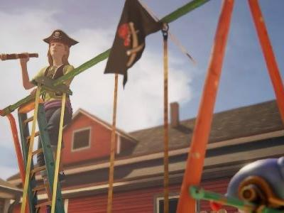 Life Is Strange: Before The Storm's Bonus Episode Is A Pirate Adventure
