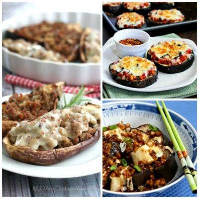 The BEST Low-Carb and Gluten-Free Eggplant Recipes