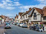 Britain at its best: Thomas Gainsborough's birthplace of Suffolk is as pretty as a picture