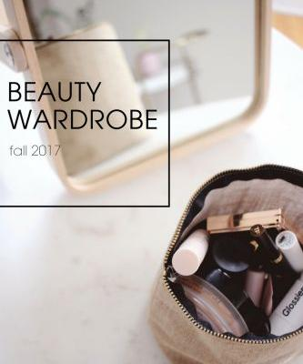 The Fall Beauty Wardrobe Reveal