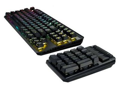 ASUS' ROG Claymore II Is The Gaming Keyboard For Numpad Diehards
