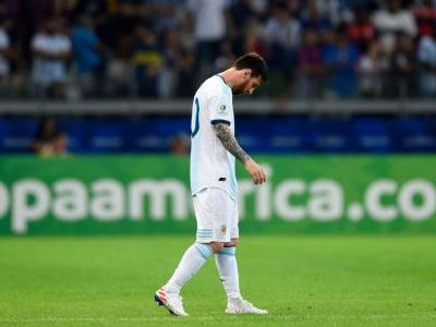 Will Argentina's Copa America hopes by ended by Qatar?