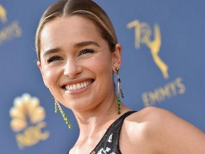 Emilia Clarke gets dragons tattooed on her wrist