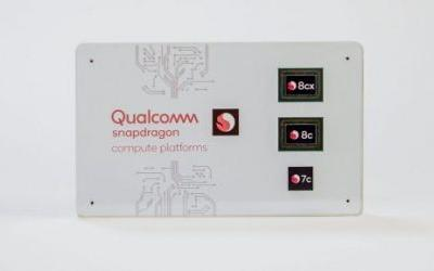 Qualcomm reveals Snapdragon 7c and 8c for always-connected budget PCs