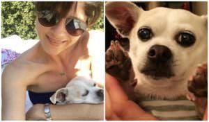Selma Blair Posts Heartbroken Farewell After The Unexpected Death Of Her Rescue Dog