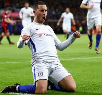 Bournemouth 0 Chelsea 1: Hazard winner gives Conte timely boost