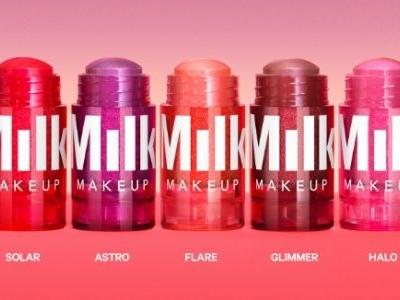 Milk Makeup's Glow Oils Give Cheeks and Lips Juicy Color