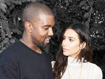 Kanye Is Filling Kim's Life With Flower Clouds For Their Anniversary