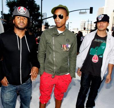 N.E.R.D. Announce No One Ever Really Dies Release Date
