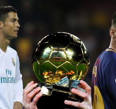 Ballon d'Or 2017: Winner and top 30 reveal in full as Ronaldo and Messi go head-to-head once again