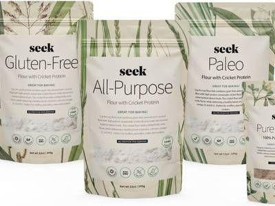 Seek Food launches new line of cricket flours