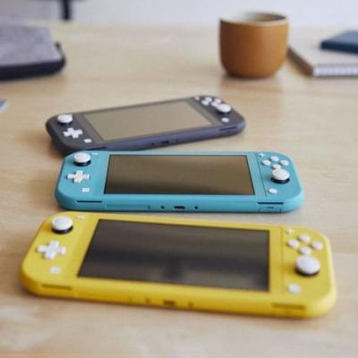 Can I move game saves from a Nintendo Switch to a Nintendo Switch Lite?