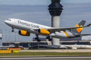 Port of Seattle welcomes new nonstop service to Manchester on Thomas Cook Airline