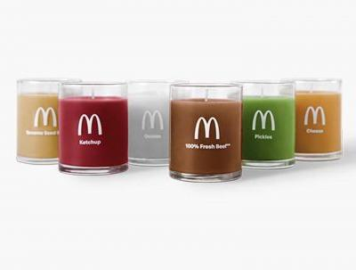 McDonald's Is Selling Quarter Pounder Candles With Really Questionable Scents