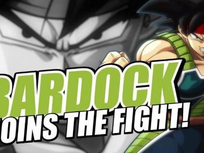 Bardock Coming to Dragon Ball FighterZ